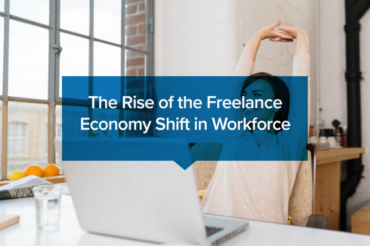 The Rise of the Freelance Economy Shift in Workforce