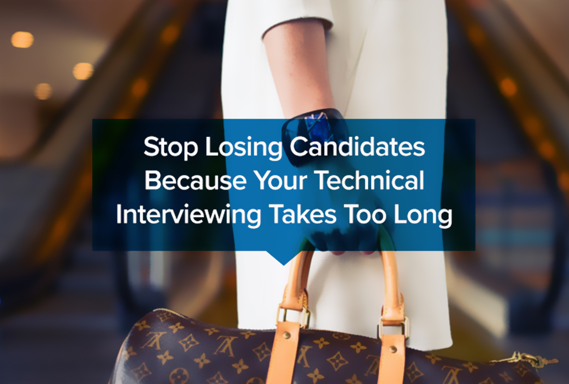 Stop Losing Candidates With Your Long Hiring Process