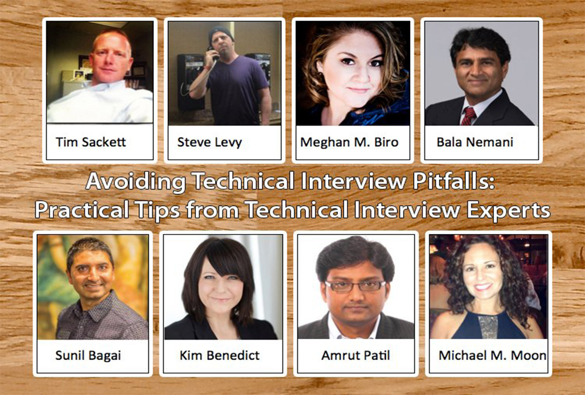 technical interview pitfalls
