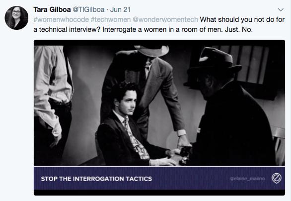 Tara Gilboa Tweet