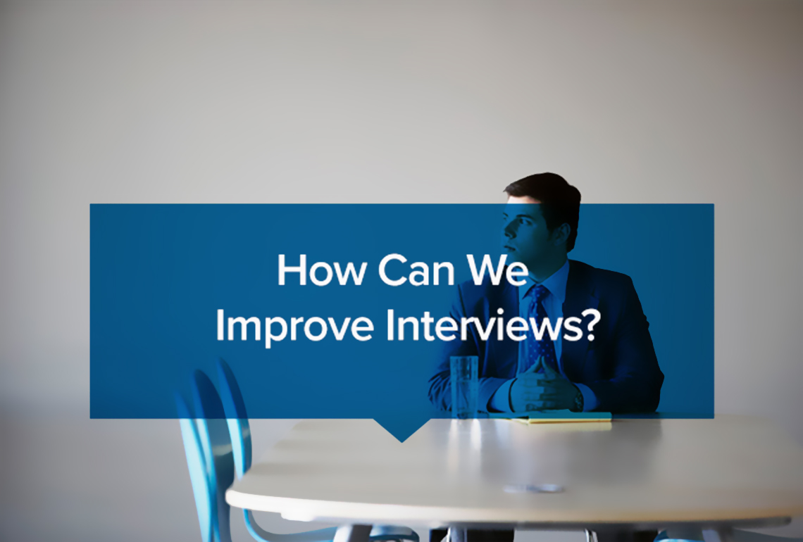 Common Interview Questions to Improve Technical Interviews