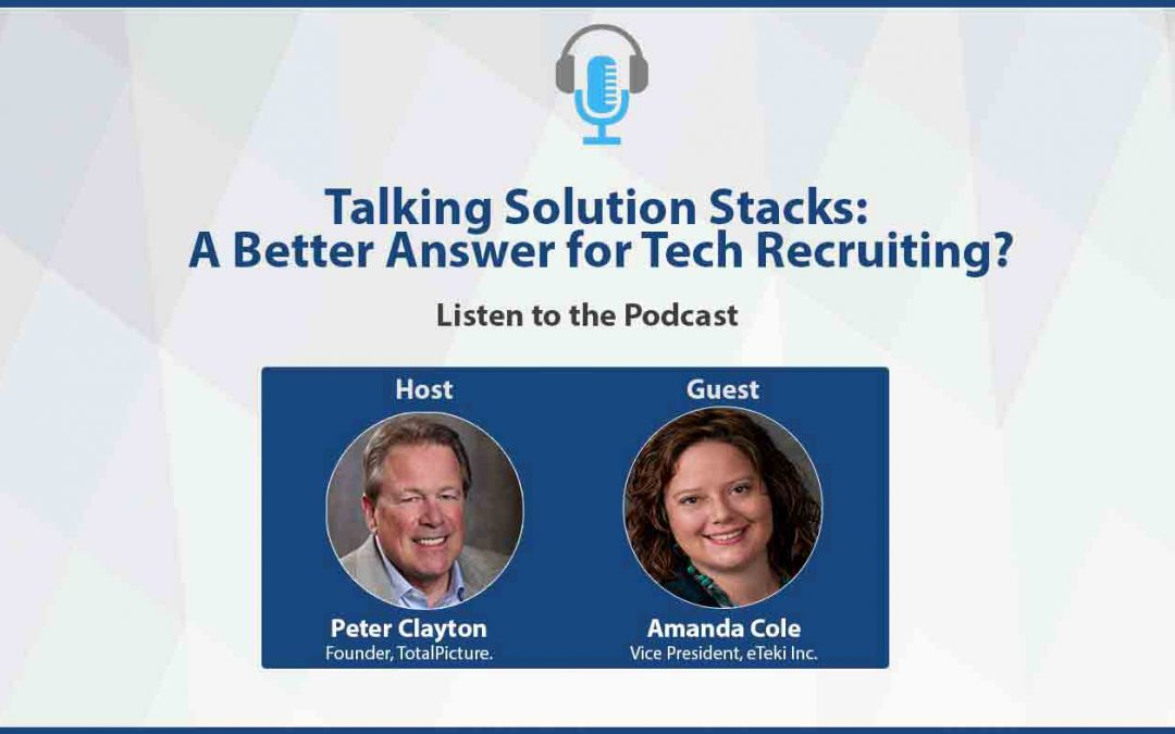 Talking Solution Stacks: A Better Answer for Tech Recruiting?