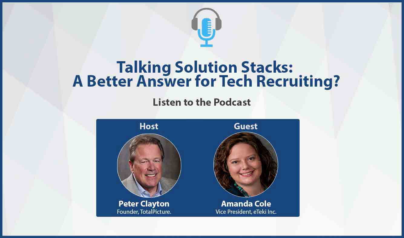 a better answer for tech recruiting