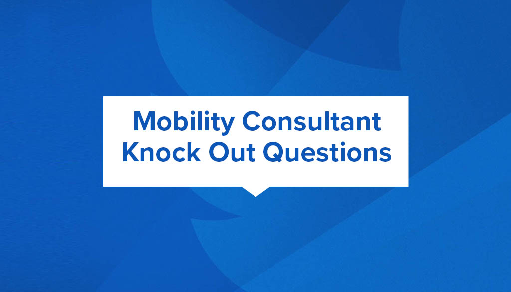 Mobility Consultant